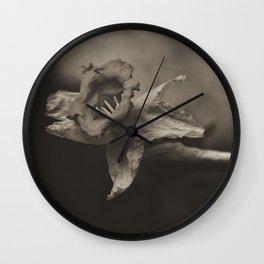 Gloom Daffy Wall Clock