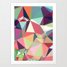 Symphony No 9 Art Print
