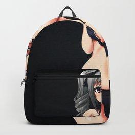 Super Hot Hentai Girl Nip Slip In Bikini Ultra HD Backpack