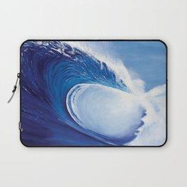 Ocean Wave Painting Laptop Sleeve