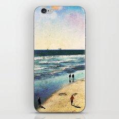 The Beach iPhone & iPod Skin