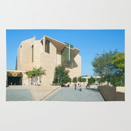 Cathedral Of Our Lady Of The Angels - Los Angeles California Rug