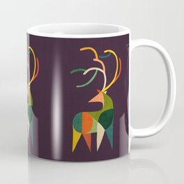Antler Coffee Mug