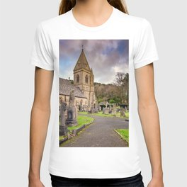 Church at Pantasaph T-shirt