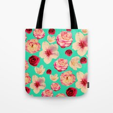 Sweet flower Blast! Tote Bag