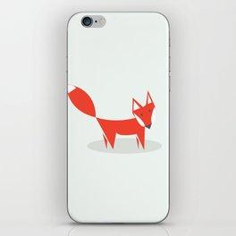 Cute Fox iPhone Skin