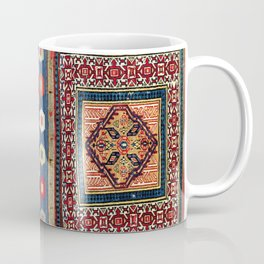 Sarab Khorjin Azerbaijan  Antique Tribal Persian Rug Coffee Mug