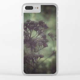 No life left Clear iPhone Case