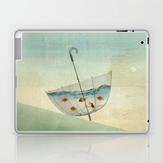 precarious position Laptop & iPad Skin