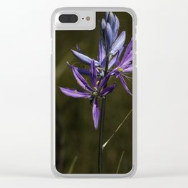 Camas Vers. 2 Clear iPhone Case