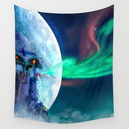The Lightkeeper Wall Tapestry