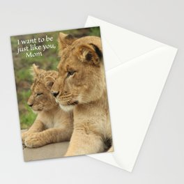 Just Like You Stationery Cards