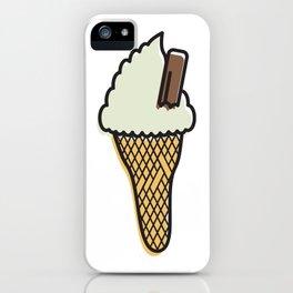 sOFFt set Ice cream iPhone Case