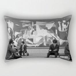 Guernica in Tokyo Rectangular Pillow