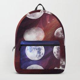 Moon Goddess Selene Backpack