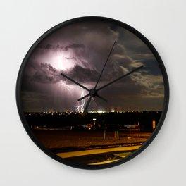 I-25 Strike Wall Clock