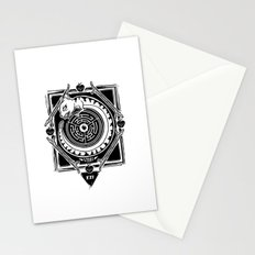 MambaSphynx Stationery Cards