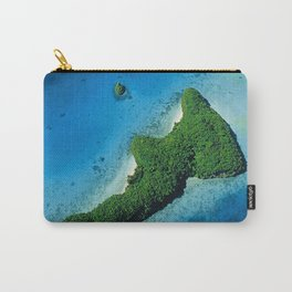 Angel Serenity Island: Palau Tropical Paradise Carry-All Pouch
