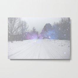 Star Projections II Metal Print