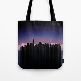 New York Dreaming Tote Bag