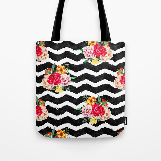 The Law is a Lady #prints #society6 Tote Bag