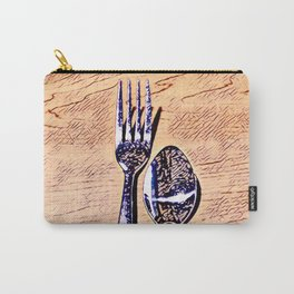 Forks and knives Carry-All Pouch