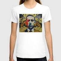 lovecraft T-shirts featuring Lovecraft by Michael Creese
