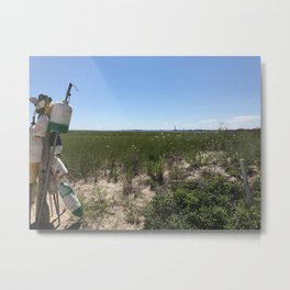 View of Provincetown Metal Print