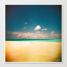 Maldives 01 04 Canvas Print