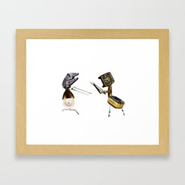 Ants Framed Art Print