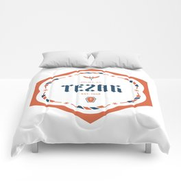 Tezak Family Badge Comforters