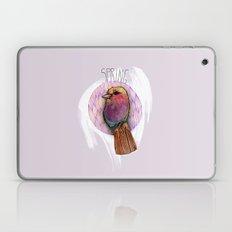 Spring birdy / Nr. 4 Laptop & iPad Skin