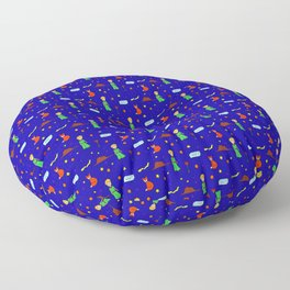 """""""The Little Prince"""" Pattern Floor Pillow"""