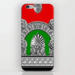 Roman Holiday iPhone Skin