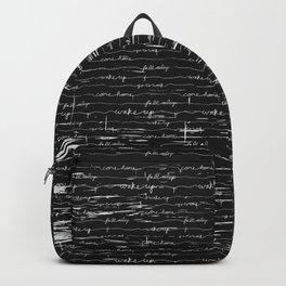 Wake Up Backpack