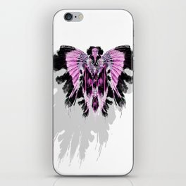 Like Moths to the Flame iPhone Skin