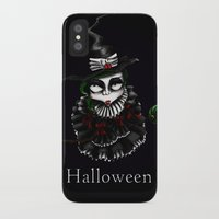oz iPhone & iPod Cases featuring Oz - Green by artlandofme