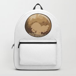 Pluto Icon Backpack