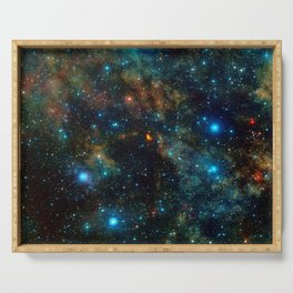 Star Formation Serving Tray