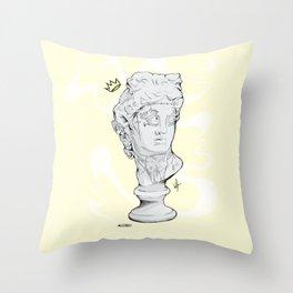 PostMalone / Apollon Throw Pillow