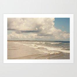 The Atlantic Art Print