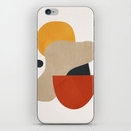 Abstract Art 11 iPhone Skin