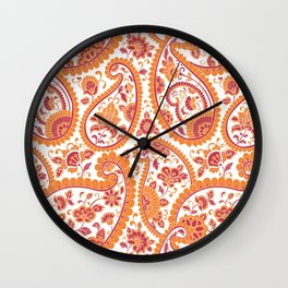 Seamless Art - 2 Wall Clock