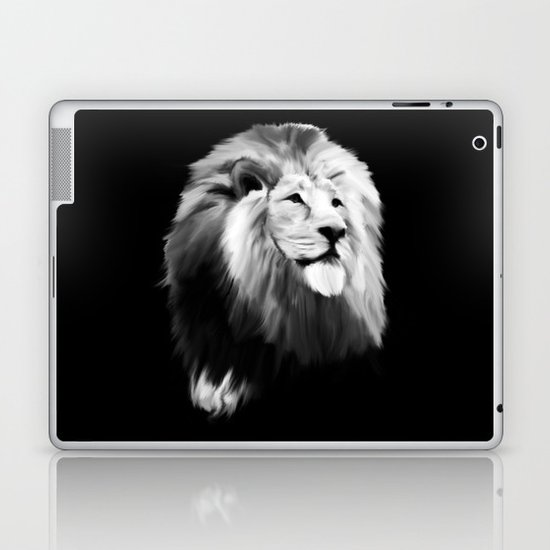 Leo king Laptop & iPad Skin