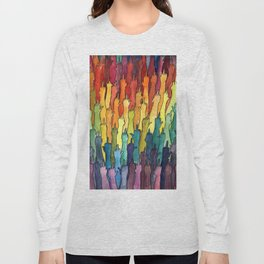 rainbow power Long Sleeve T-shirt