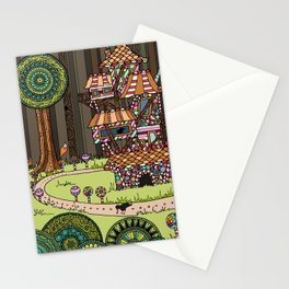 'Hansel and Gretel' Stationery Cards