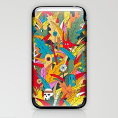 Jungle Party iPhone & iPod Skin