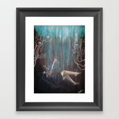 Ground Floor Framed Art Print