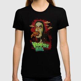 Vampire Hurl T-shirt