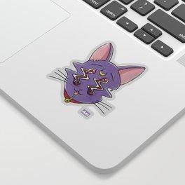 Trippy Luna Sticker